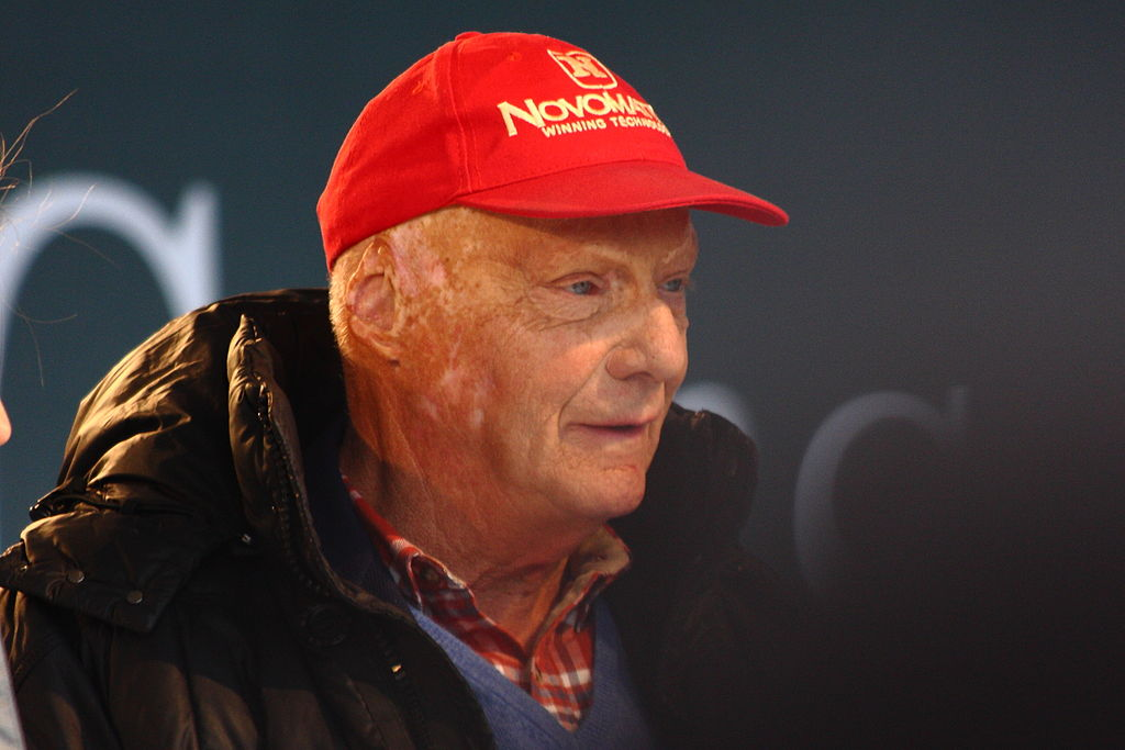 Niki Lauda Stars and Cars 2014 amk